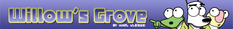Willow's Grove by Karl Kleese