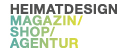Logo: Heimatdesign - Magazin/ Shop/ Agentur
